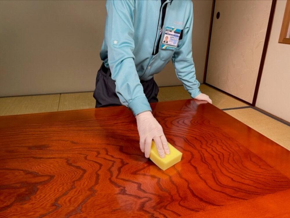 室内抗菌加工サービス