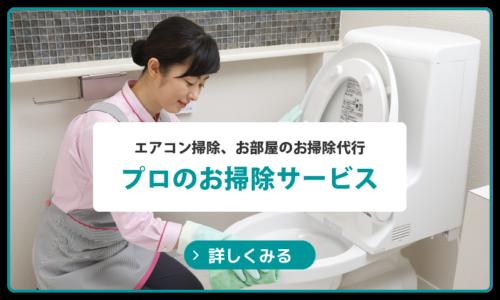 プロのお掃除サービス(ご家庭向け)