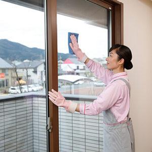 ガラス・サッシ・網戸クリーニング/網戸張替サービス